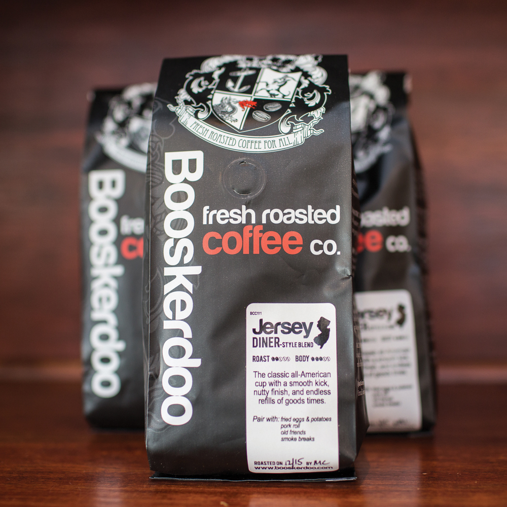 New JerseyFor a truly fresh coffee experience, look no further than New Jersey's own Booskerdoo Coffee Co. They roast each batch of coffee the same day it's mailed out, so you can be sure you're getting the freshest coffee imaginable. Our picks are the classic Jersey Diner Style Blend, and for the most impressive dark roast you'll ever try, the After Dark Fair Trade Organic Roast.