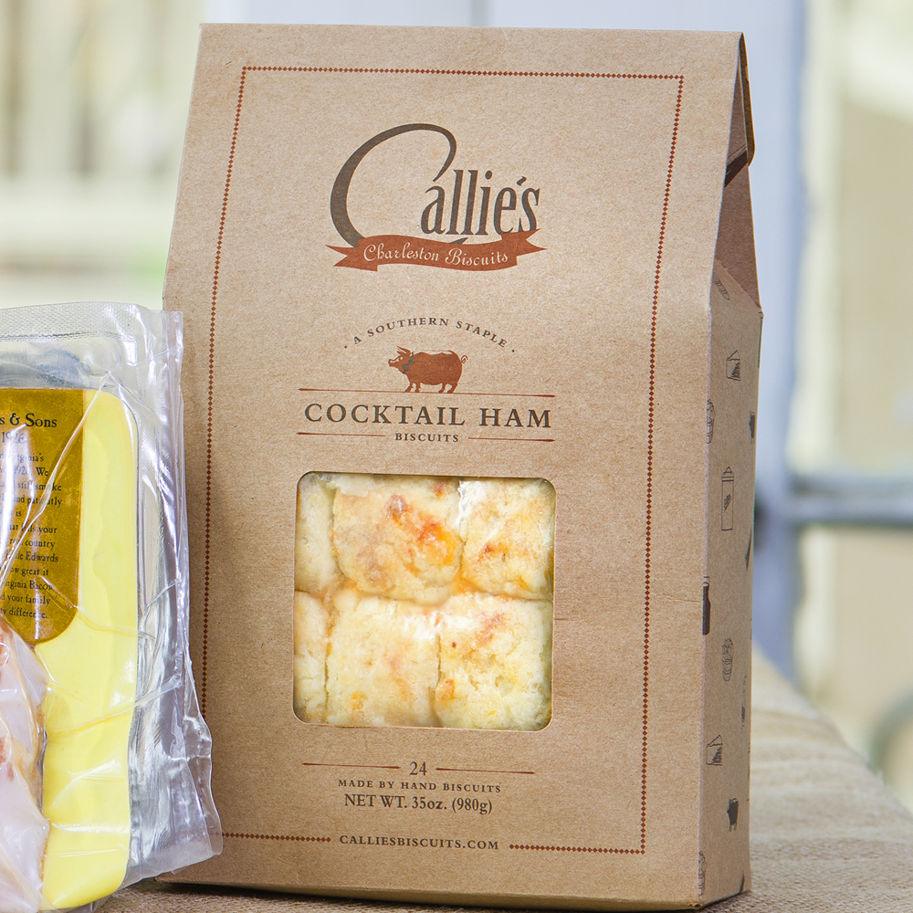South CarolinaIn the South, biscuits are pretty important. No one knows this better than the mother/daughter duo behind Callie's Biscuits, which is the perfect way to bring the warm southern charm of Charleston biscuits to folks all over America. Our pick? These perfectly fluffy cocktail ham biscuits.