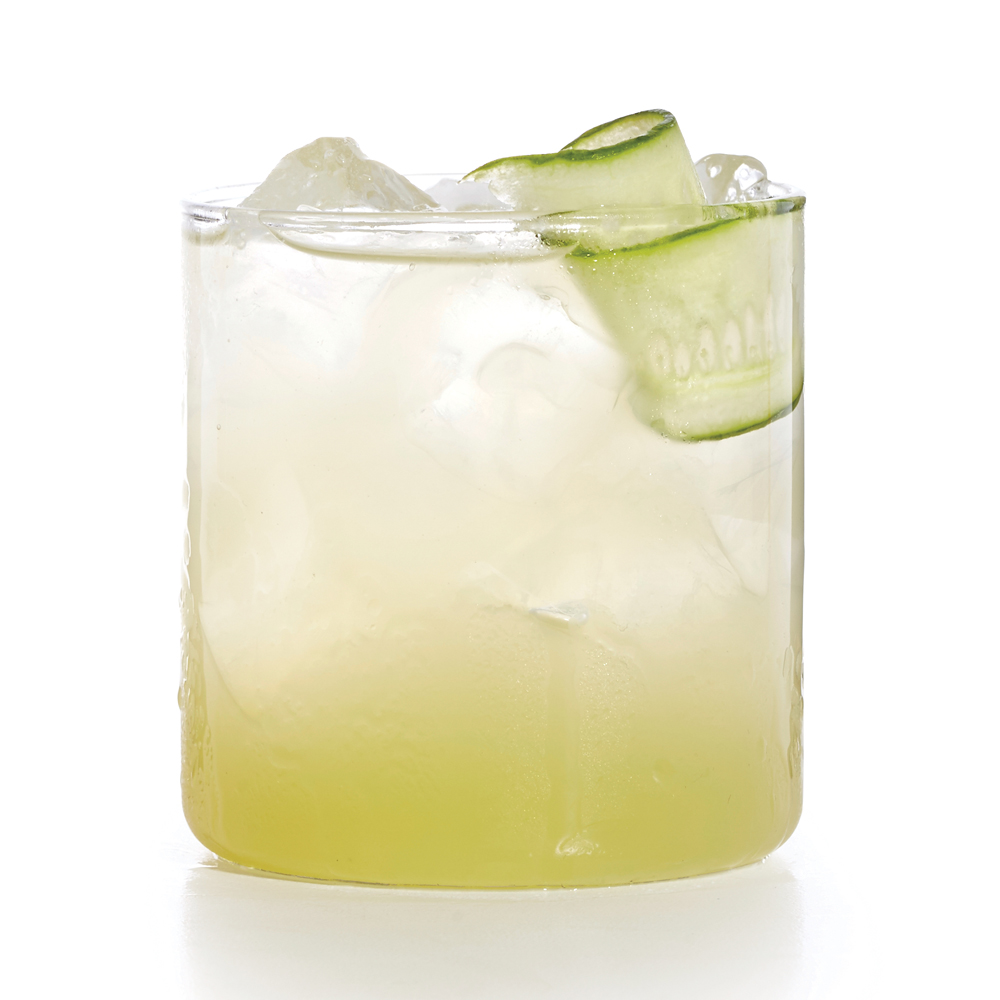 Cucumber-Fennel Cooler