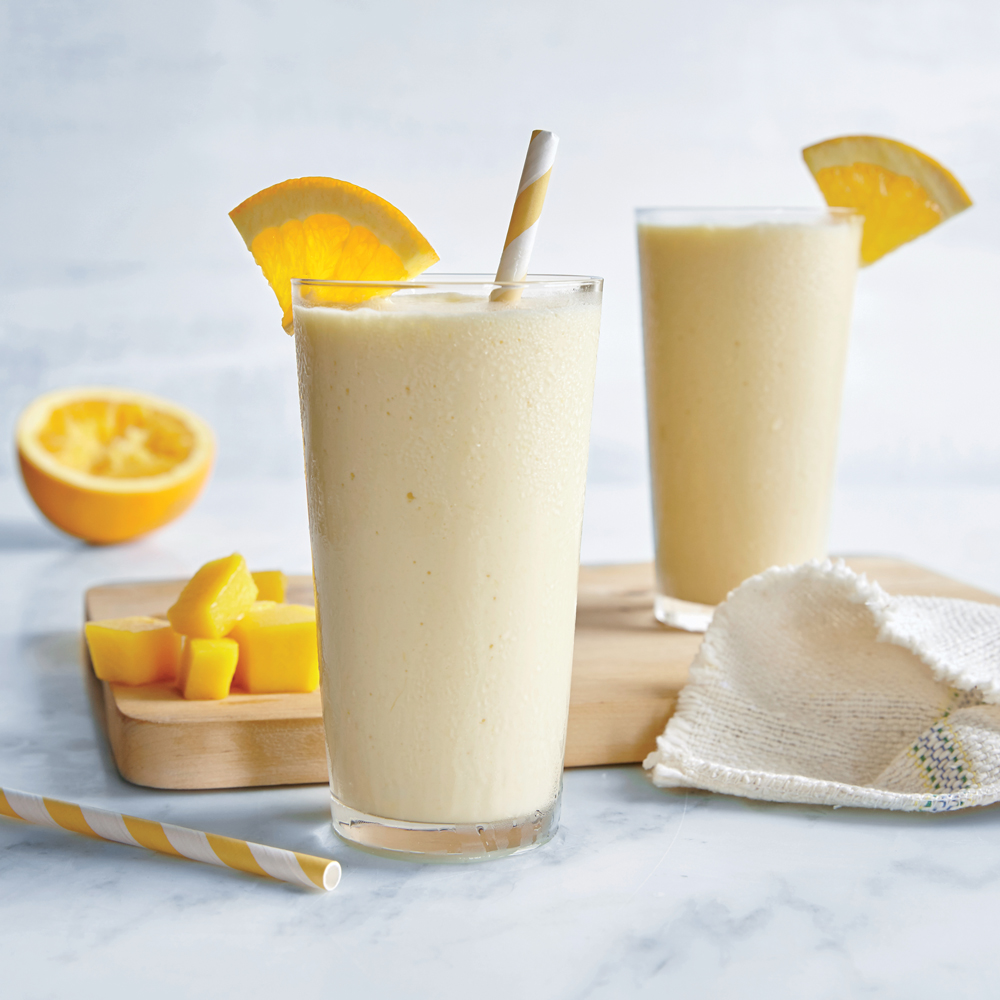 ck-Orange Dreamsicle Smoothie Image