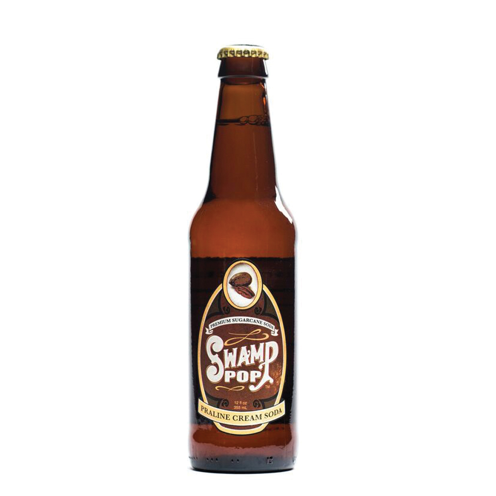 LouisianaThe good folks over at Swamp Pop have achieved the almost impossible task of taking all of the sweetness of Louisiana and putting it in a bottle. Their Praline Cream Soda celebrates the sweet flavor of classic New Orleans pralines and combines it with irresistible bubbles and fizz. Thirsty yet?
