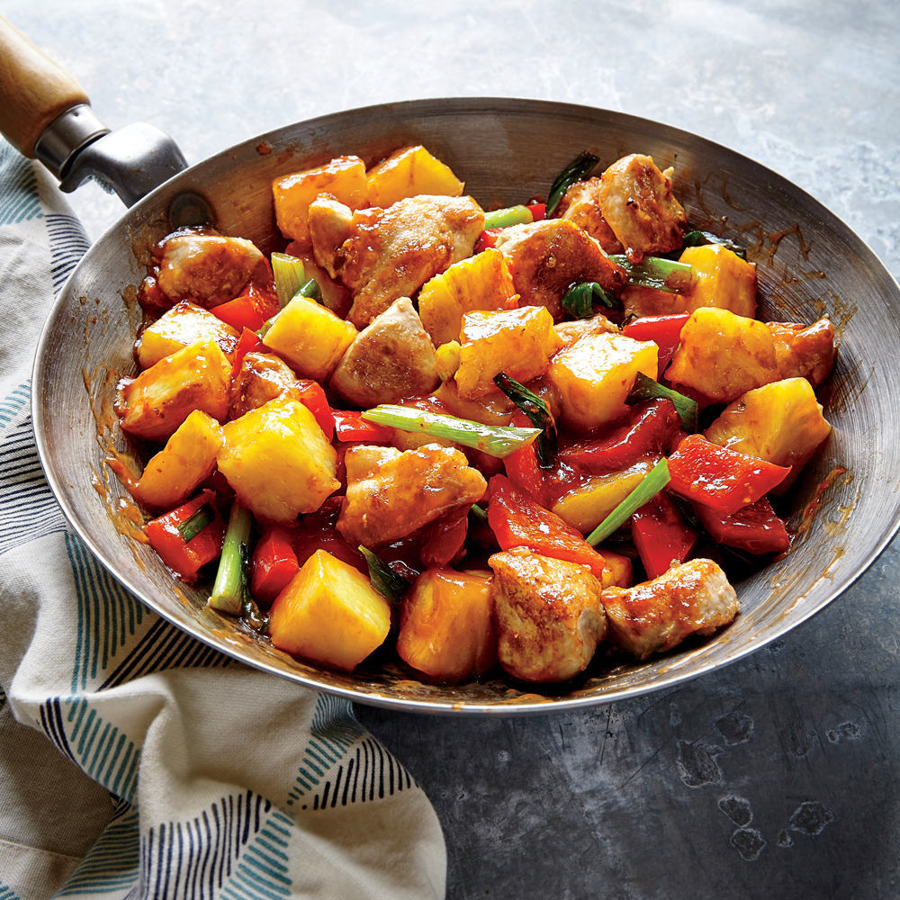 Sweet and Sour Chicken Recipe | MyRecipes