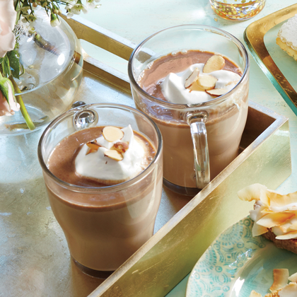 All I Want for Christmas is Boozy Hot Chocolate
