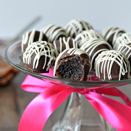 Cook With Confidence: Oreo Truffles
