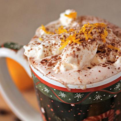 Orange Whipped Cream