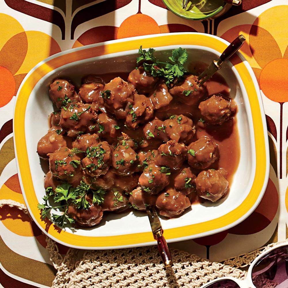 Cocktail Meatballs Recipe - 0 | MyRecipes