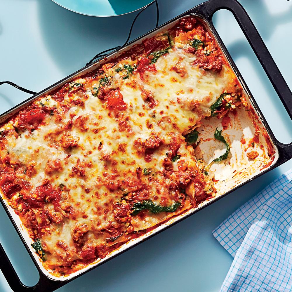sl-Lean Lasagna Image