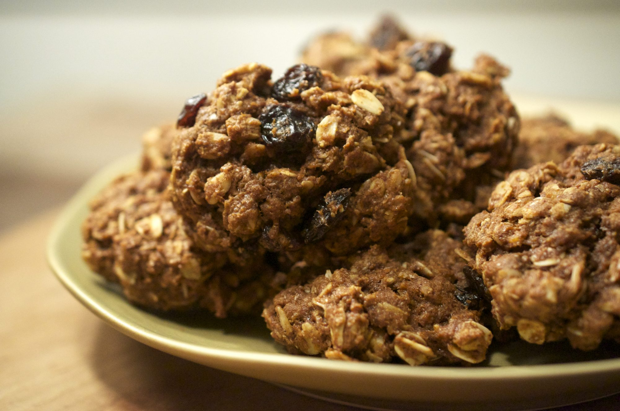 Try MyRecipes: Brown Sugarless Oatmeal Raisin Cookies