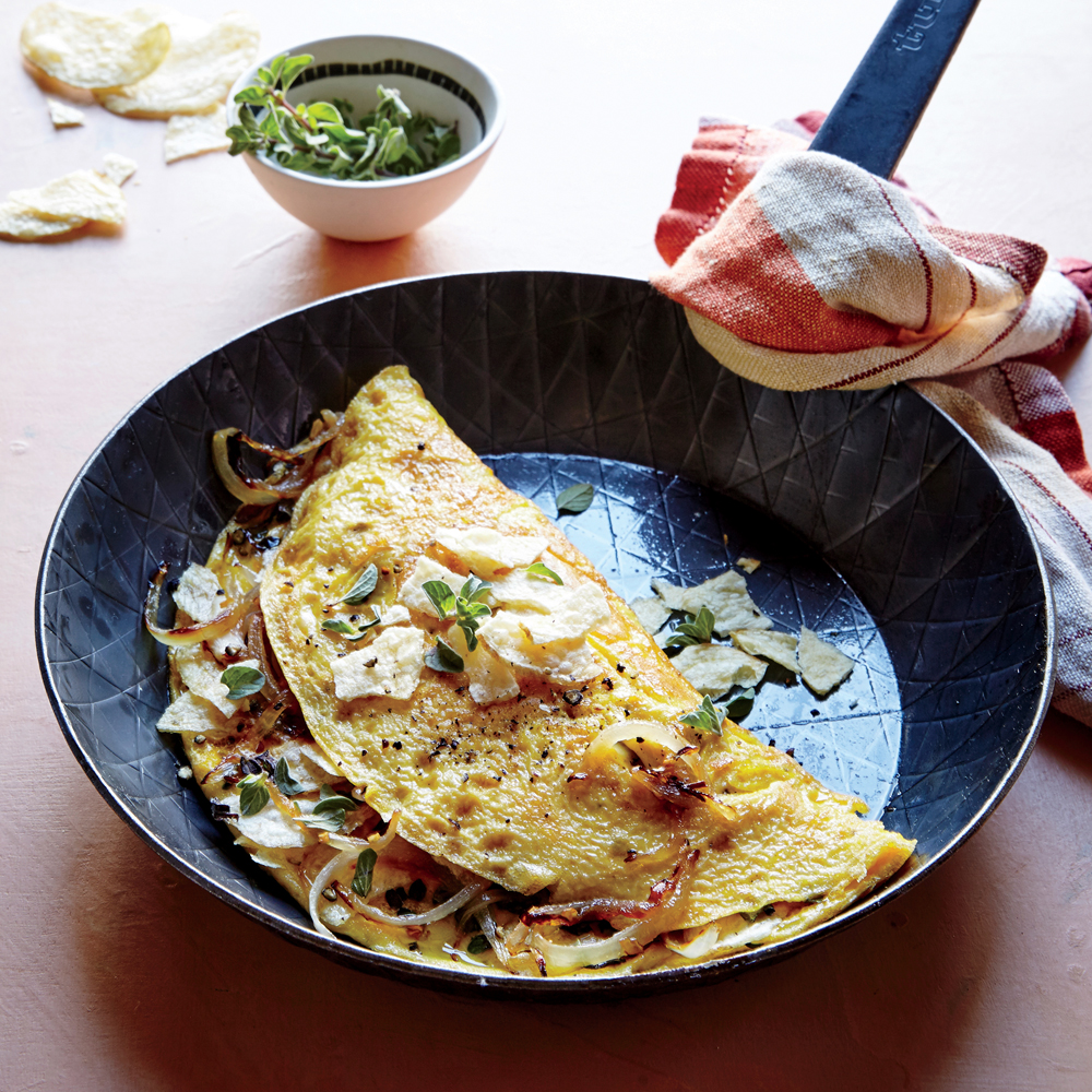 Spanish  Tortilla  Omelet