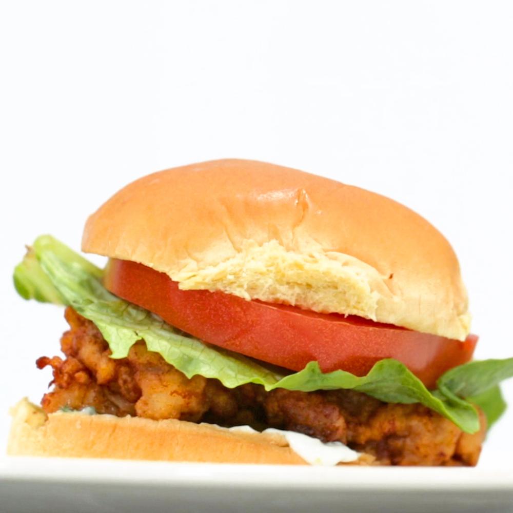 Ultimate Fried Chicken Sandwich
