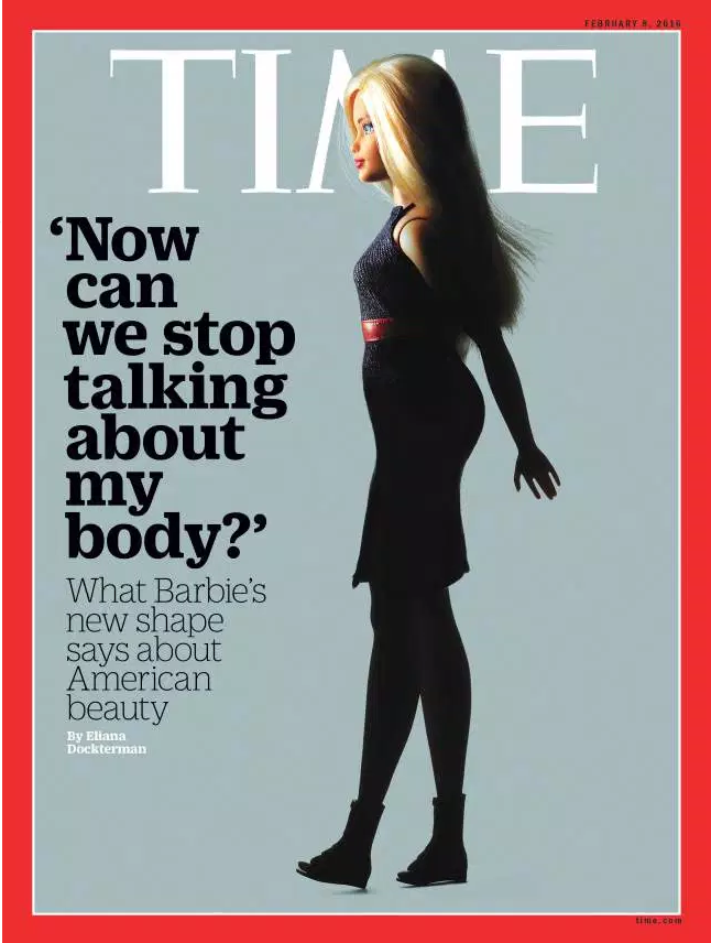 What Barbie's New Body Means For How Kids Think About Food And Their Bodies