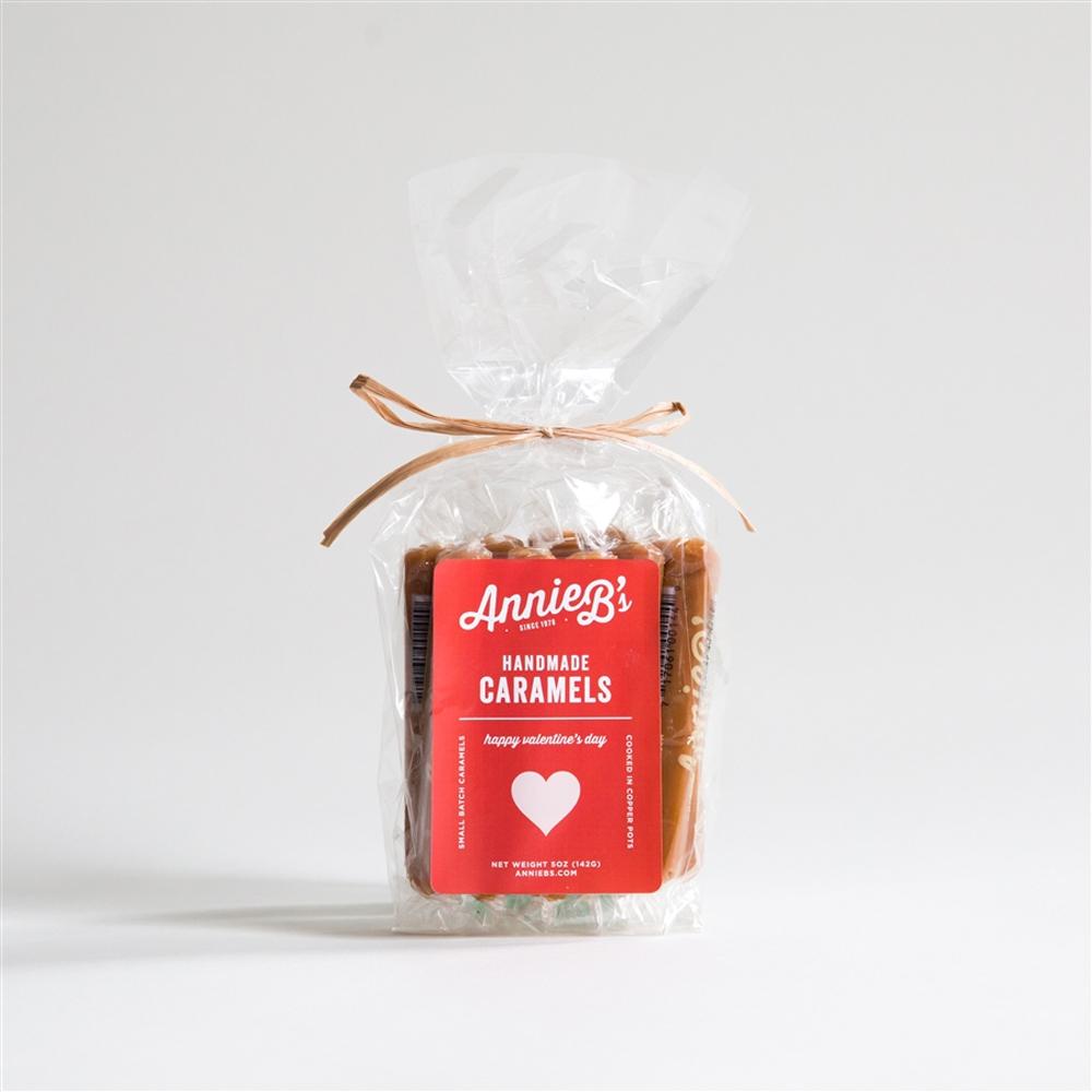 <p>Annie B's Valentine's Caramels</p>