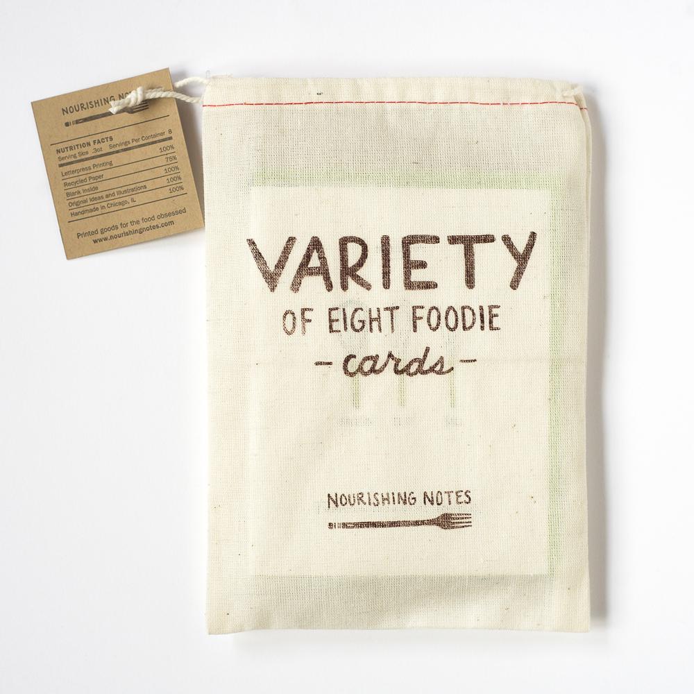 Foodie Cards Image