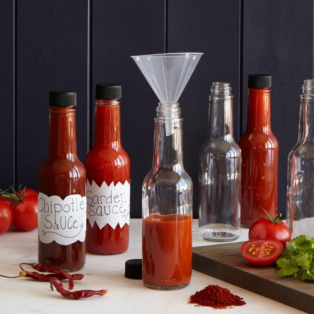 <p>Hot Sauce Kit</p>