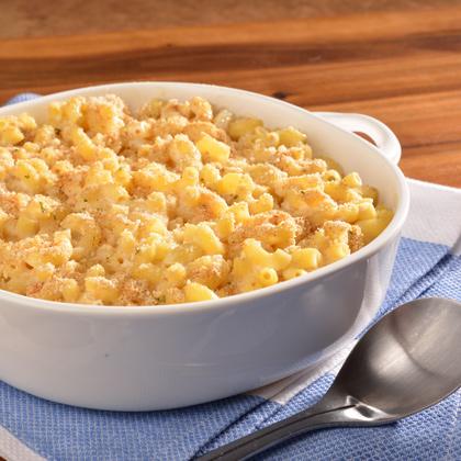 Creamy Mac and Cheese Alfredo