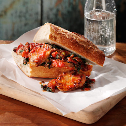 Tuscan-Style Sausage Sandwiches