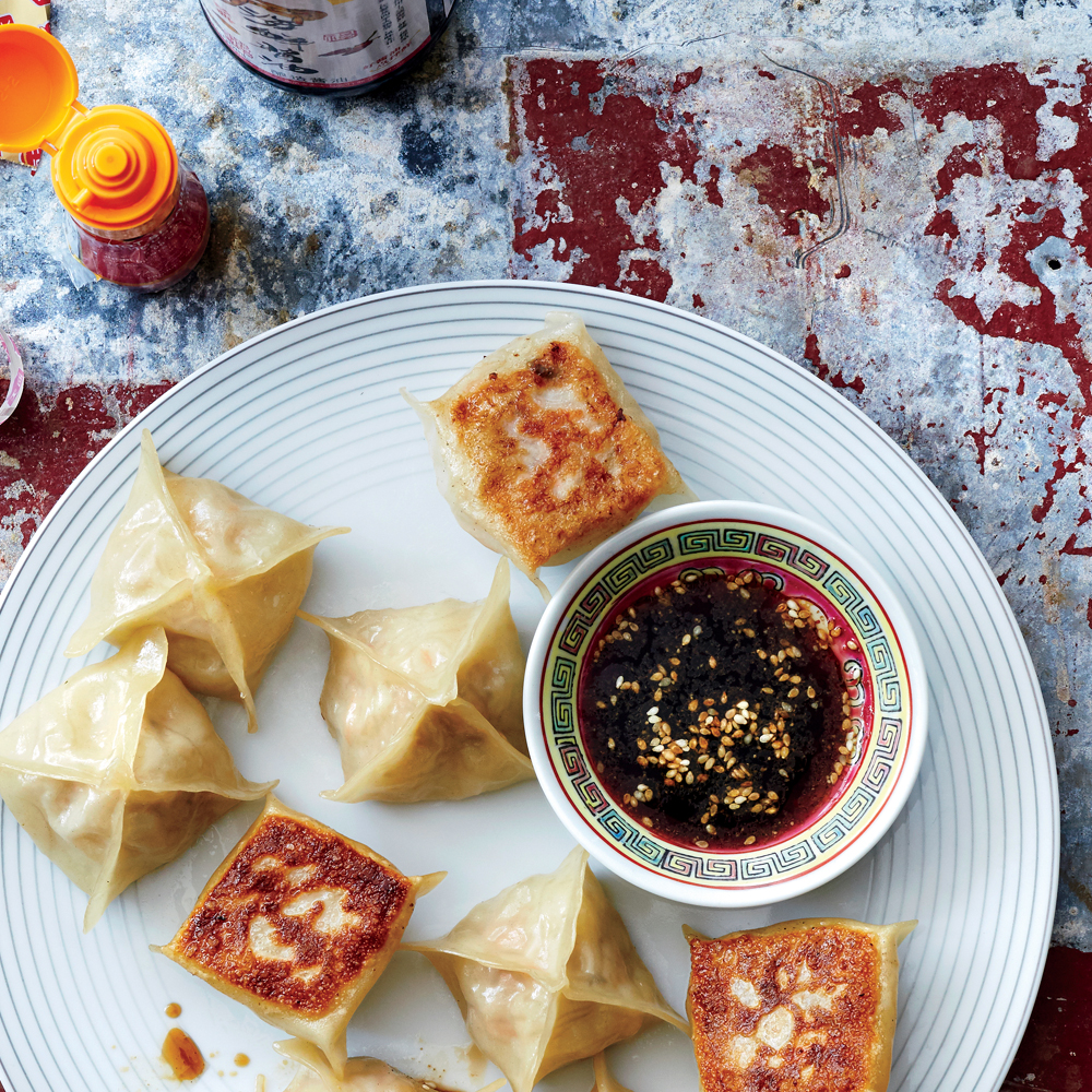 15 Asian Dumpling Dishes