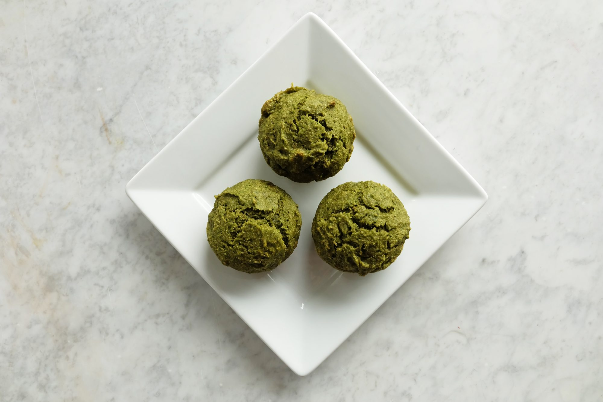 Green Smoothie Muffins