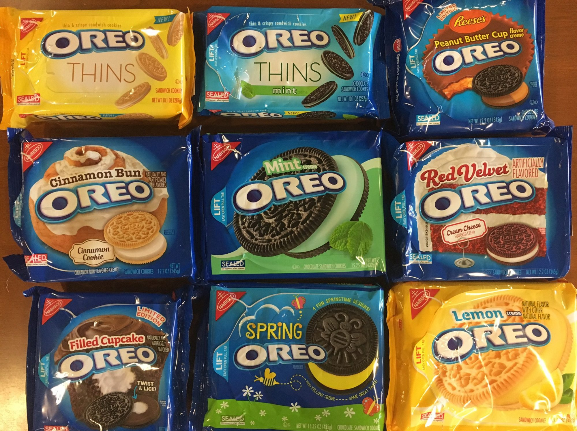 The Best Oreo Flavors Out Right Now
