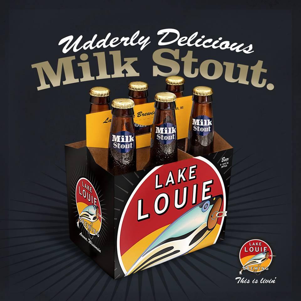 Lake Louie Milk Stout