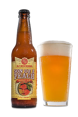RJ Rockers Brewing Company Son of a Peach