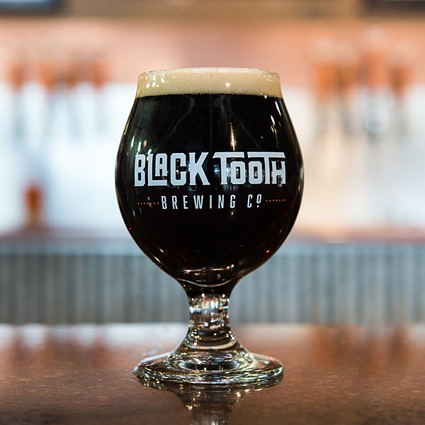 "Black Tooth Brewing Barrel Aged ""1314"""