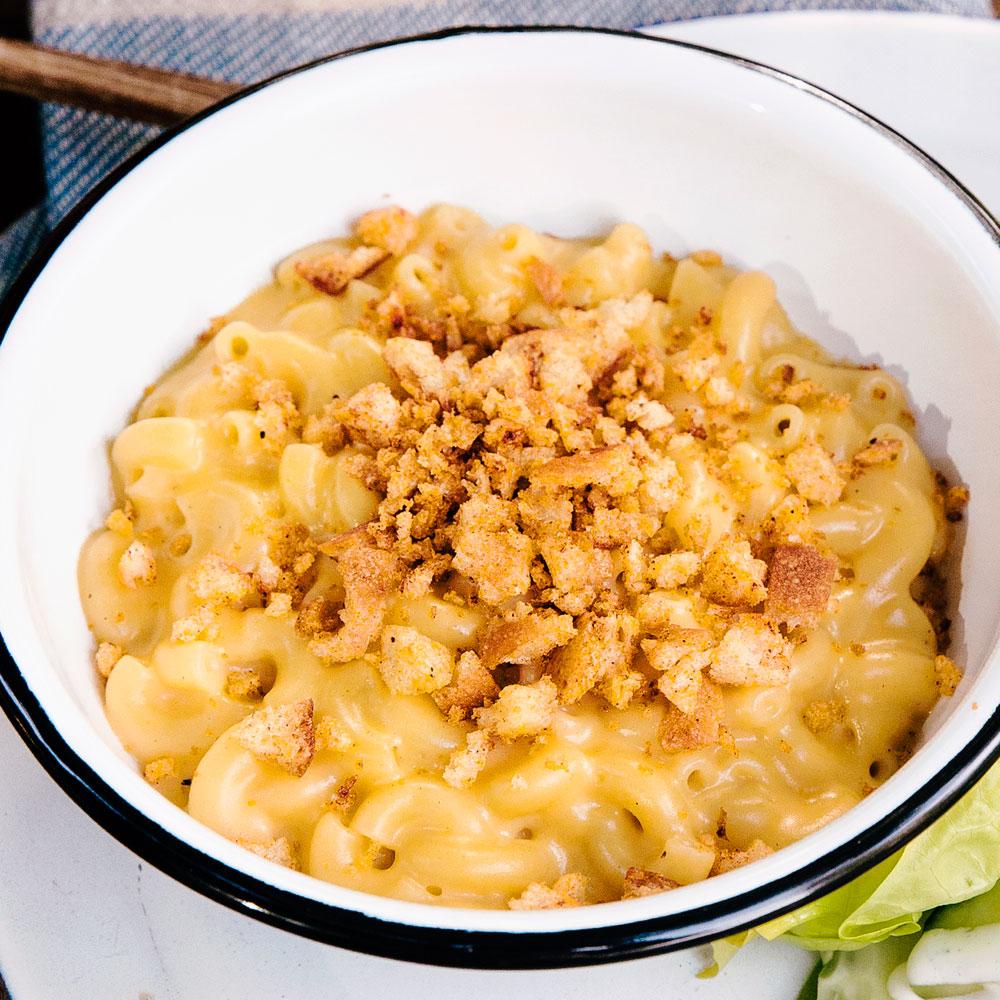 One Pan Mac n Cheese