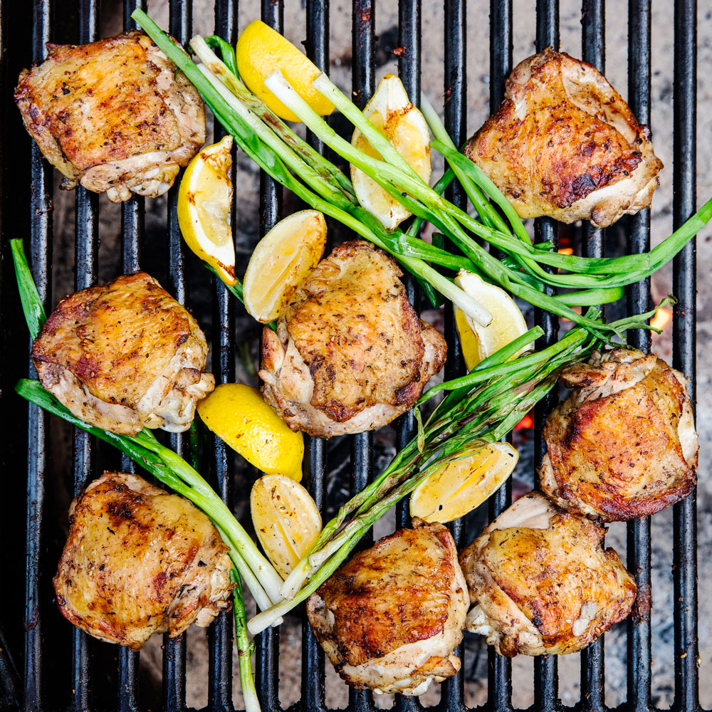 Zaatar Lemon Grilled Chicken