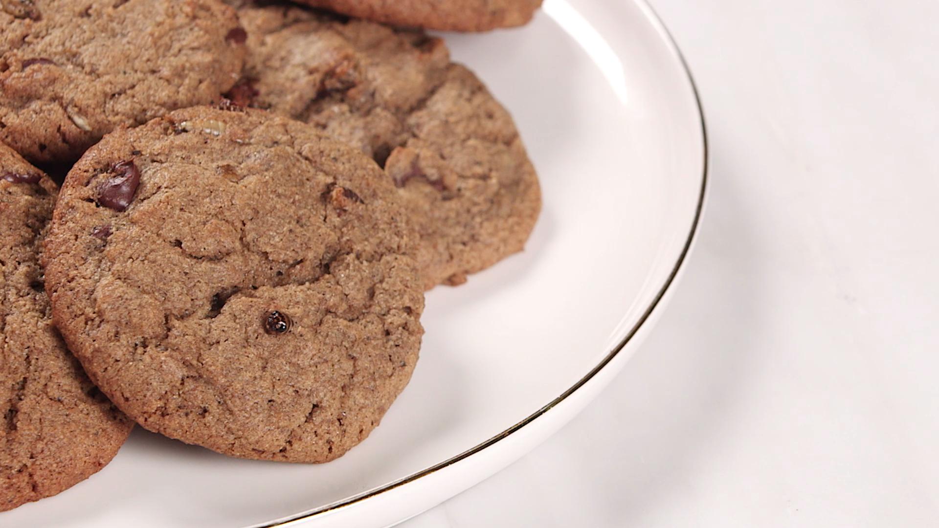 Chocolate Chip Cricket Cookies Recipe   MyRecipes