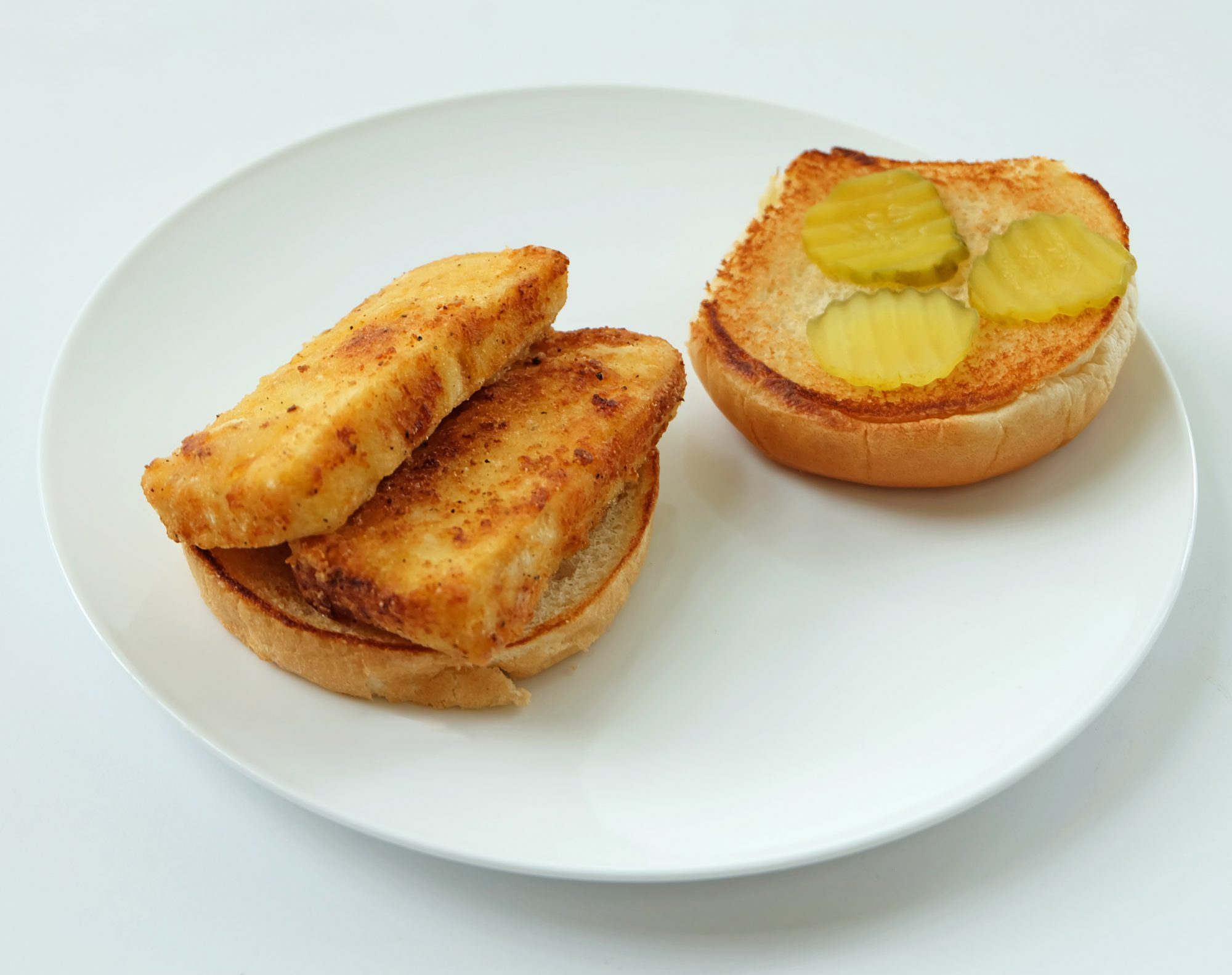 Vegan Copycat: Chick-fil-A Sandwich
