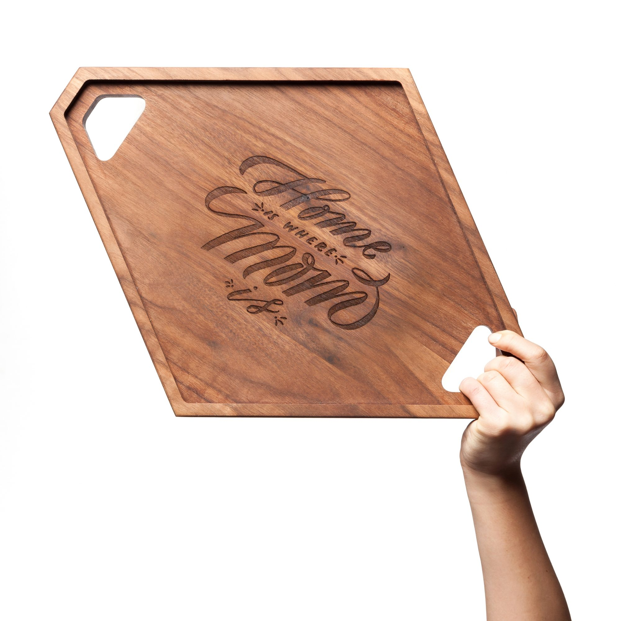 <p>A Personalized Tray</p>