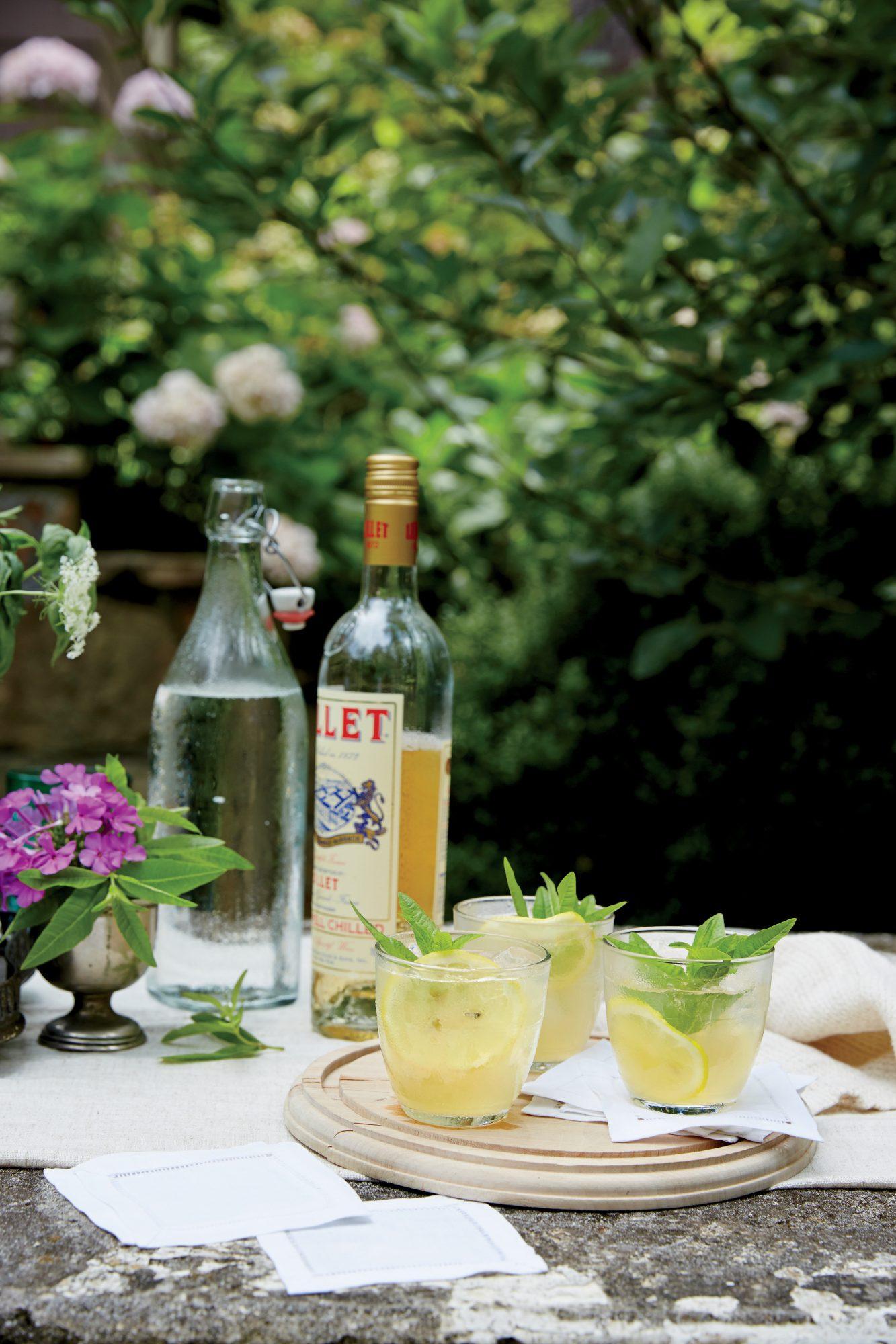 Honey-Lemon Spritz