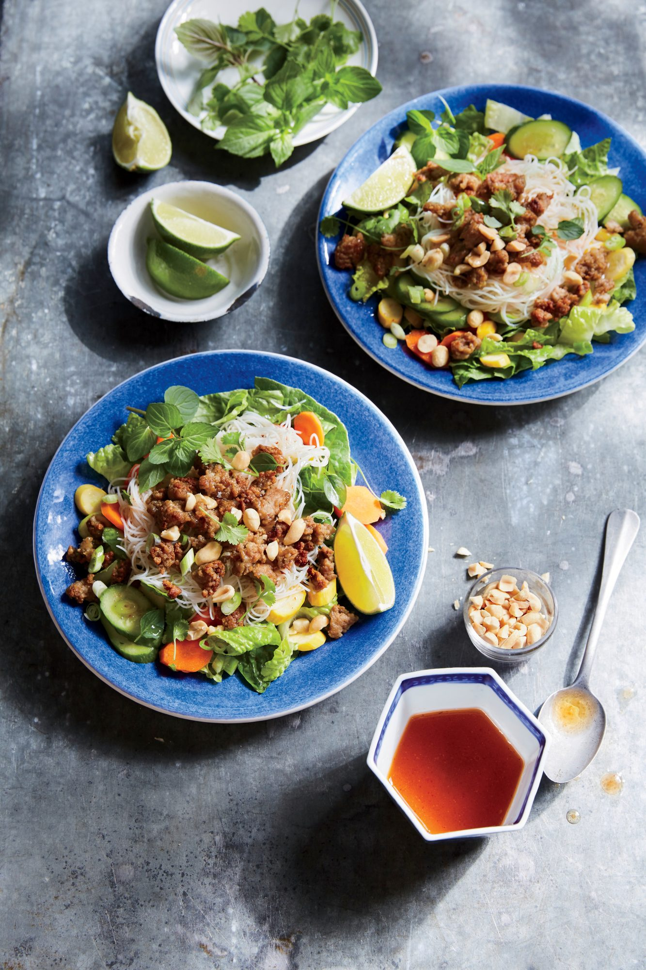Vietnamese Pork Salad