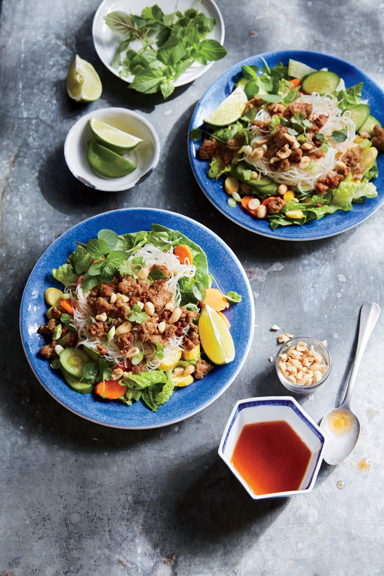 Cold pork salad recipe