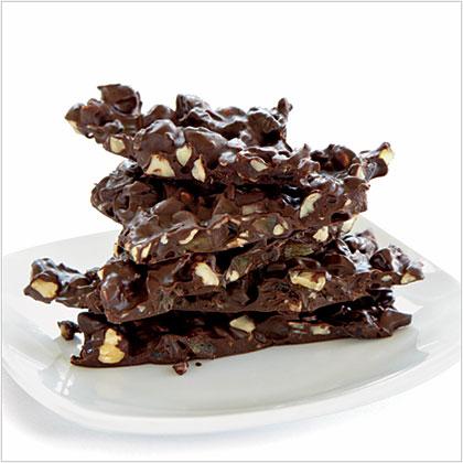 Chocolate Hazelnut Bark