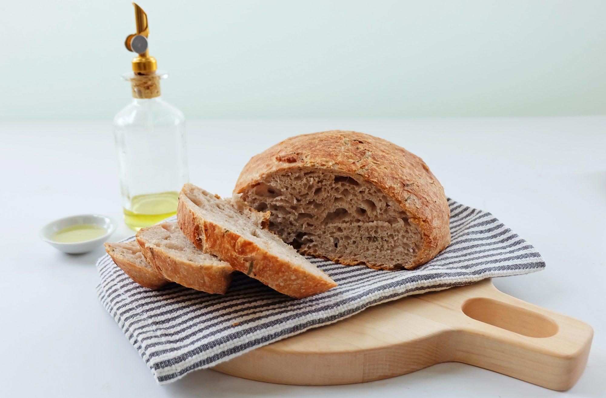 Wine Bread Recipe Myrecipes