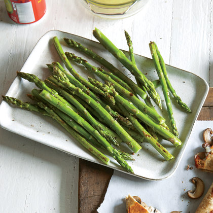 Blistered, Roasted, Grilled, Sauced, and More: Asparagus at Its Best