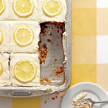 Cake of the Week: Sweet Tea-and-Lemonade Cake