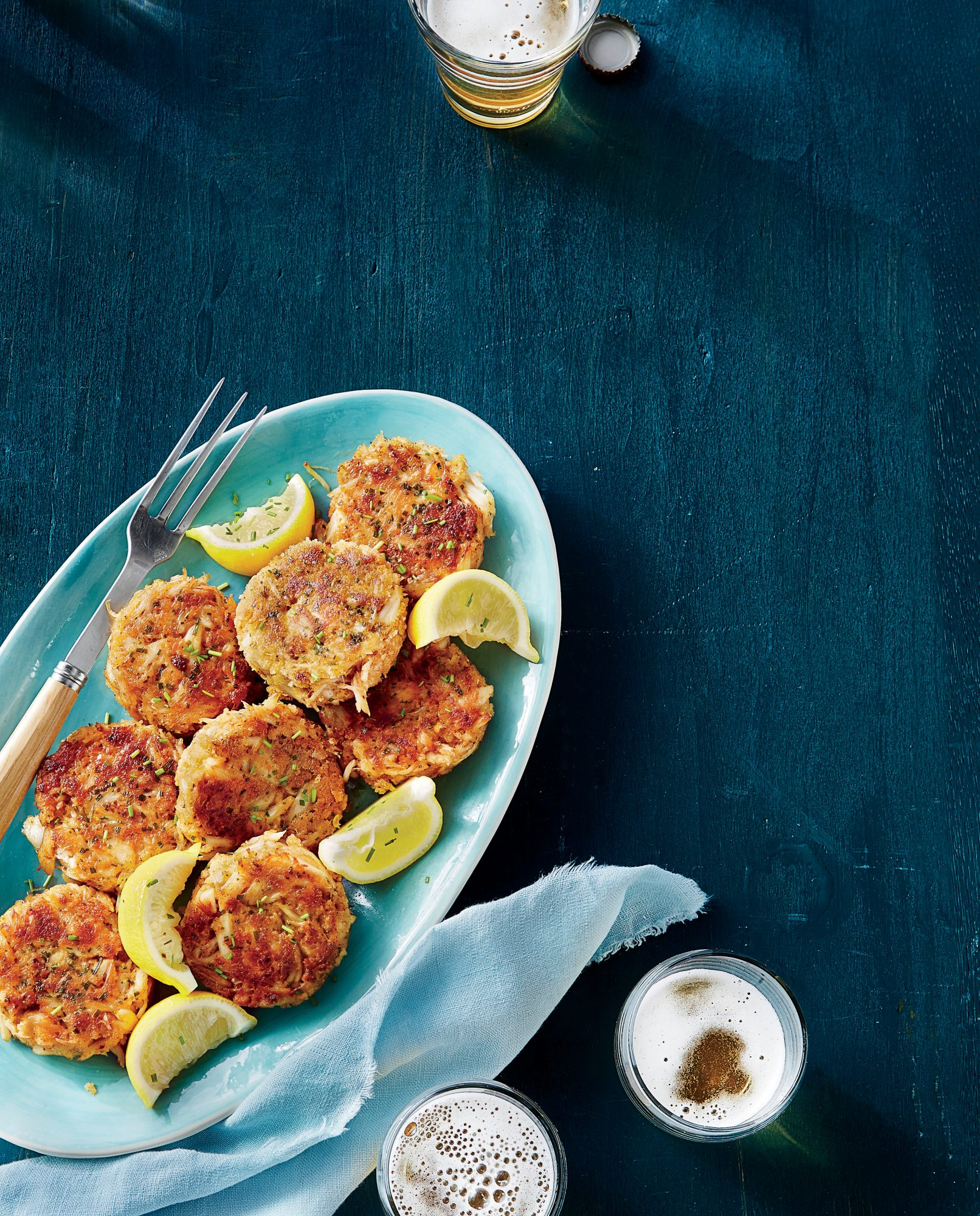 Chesapeake Crab Cakes Recipe Myrecipes