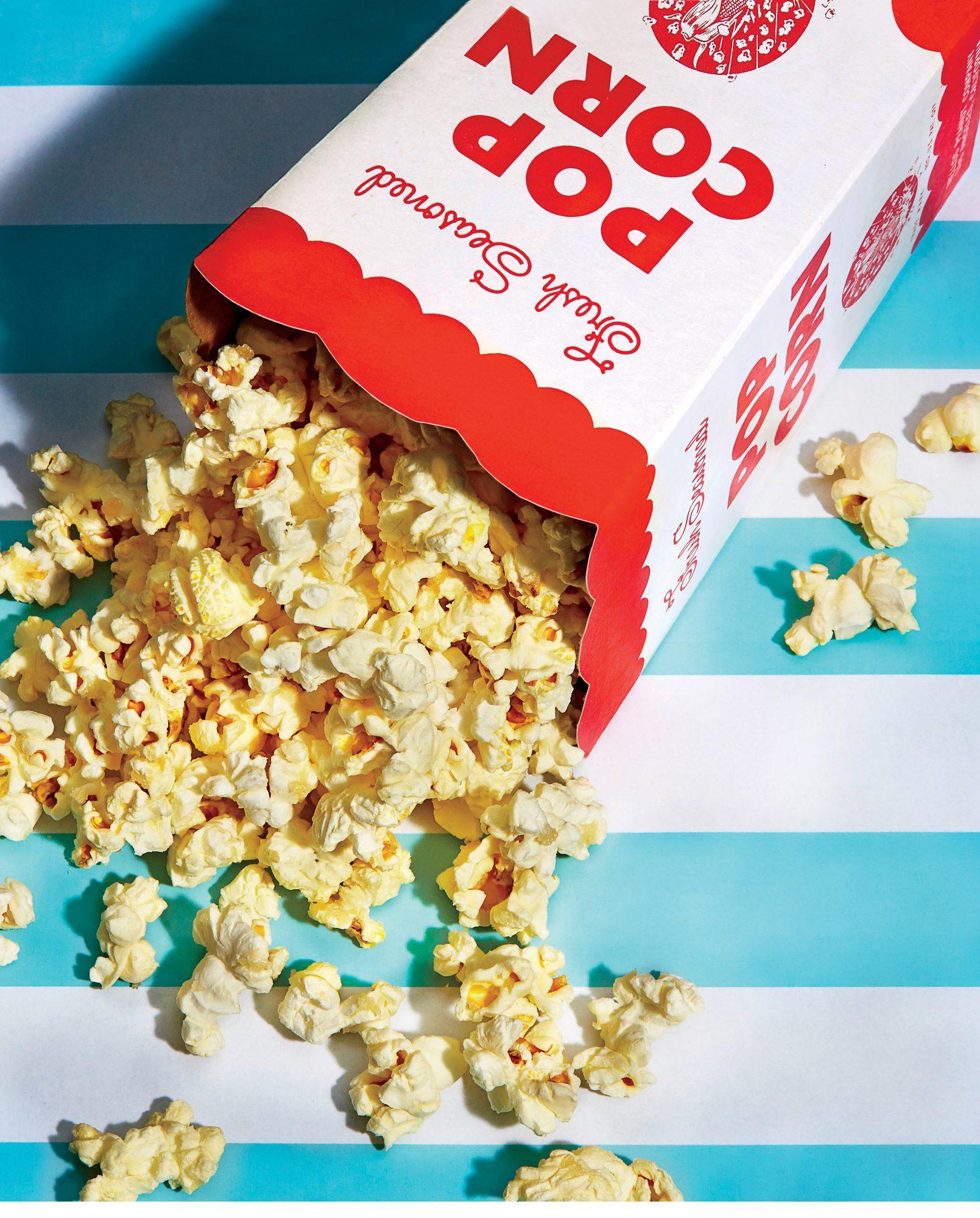 Freshly Popped Popcorn Recipes