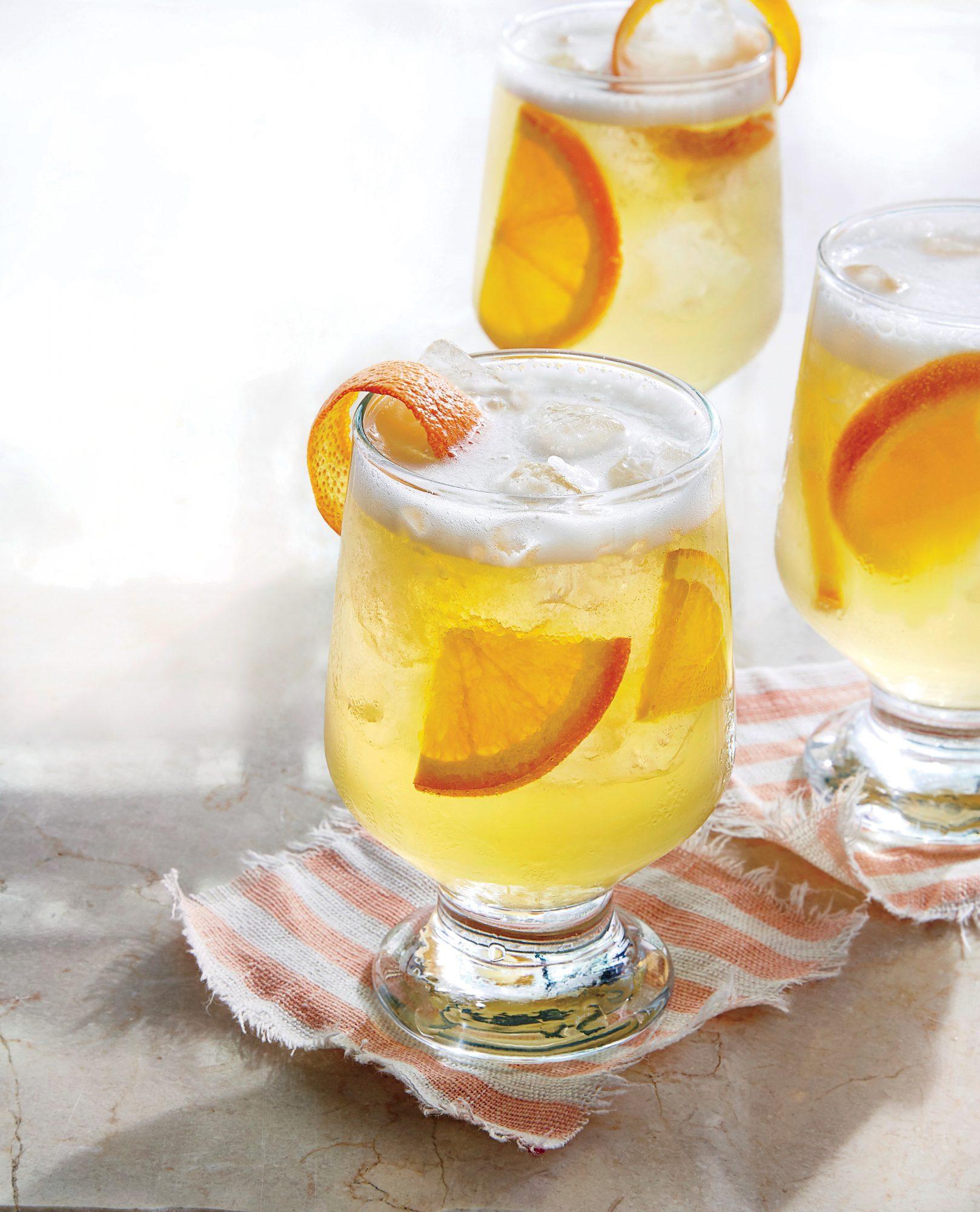 Ginger beer cocktail recipe myrecipes for Cocktail ginger beer