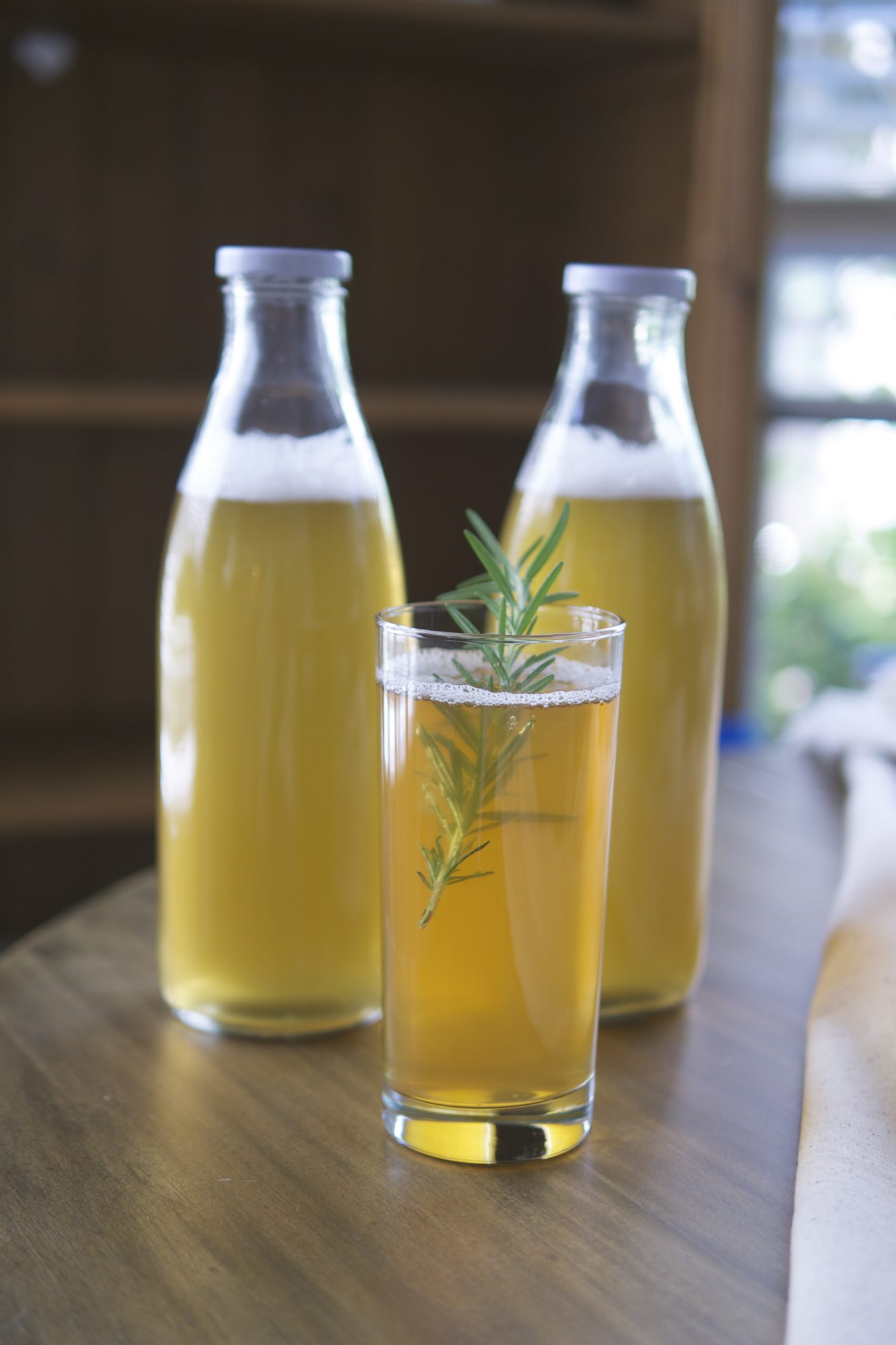 How to Brew Your Own Kombucha