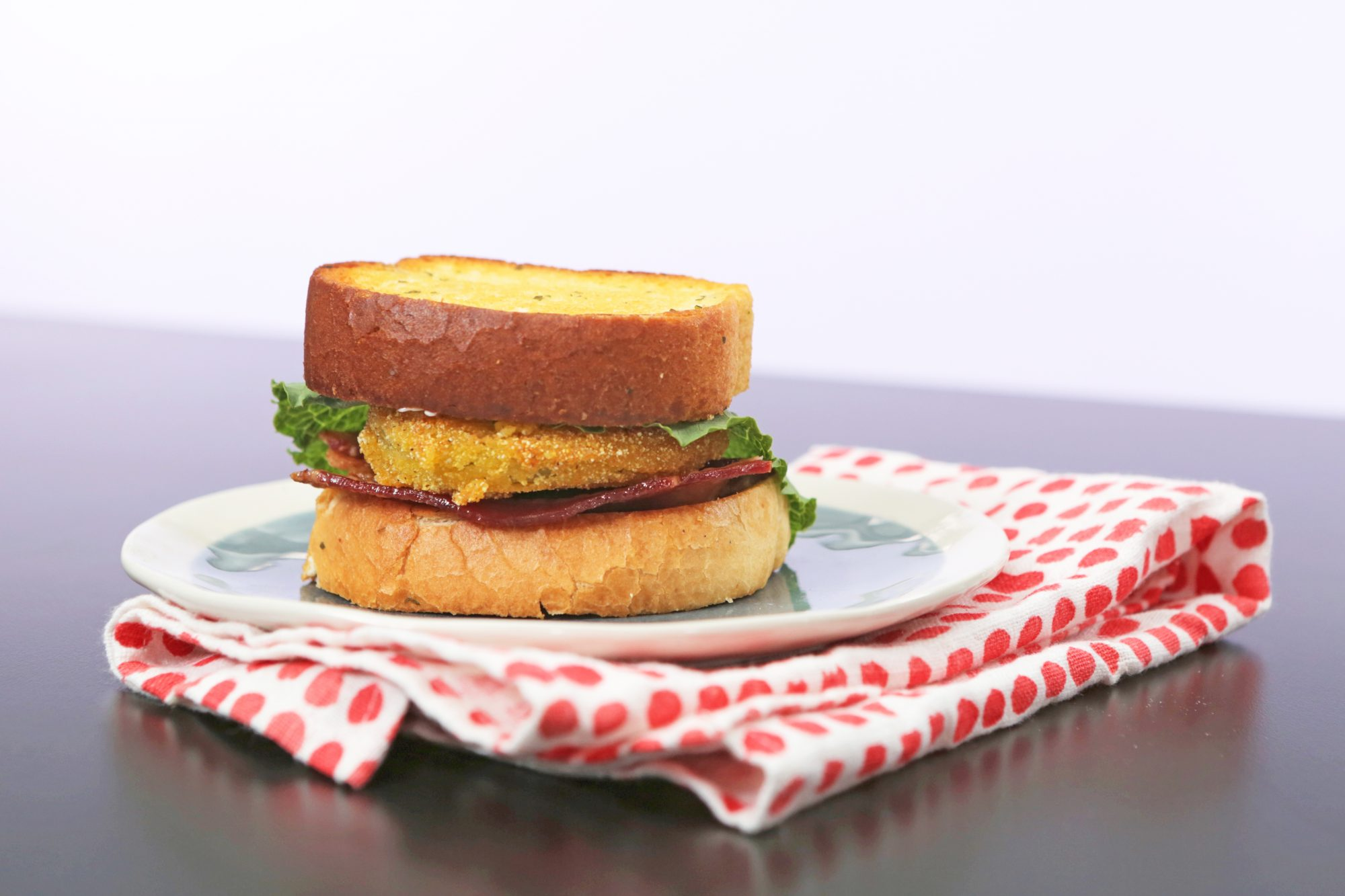 <p>Fried Green Tomato BLT</p>