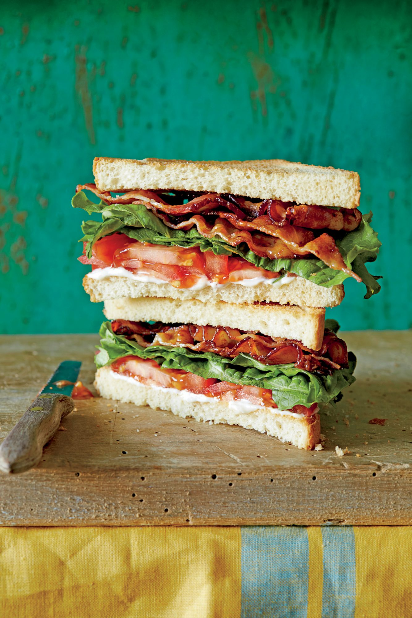 The sl blt recipe myrecipes for Southern living login