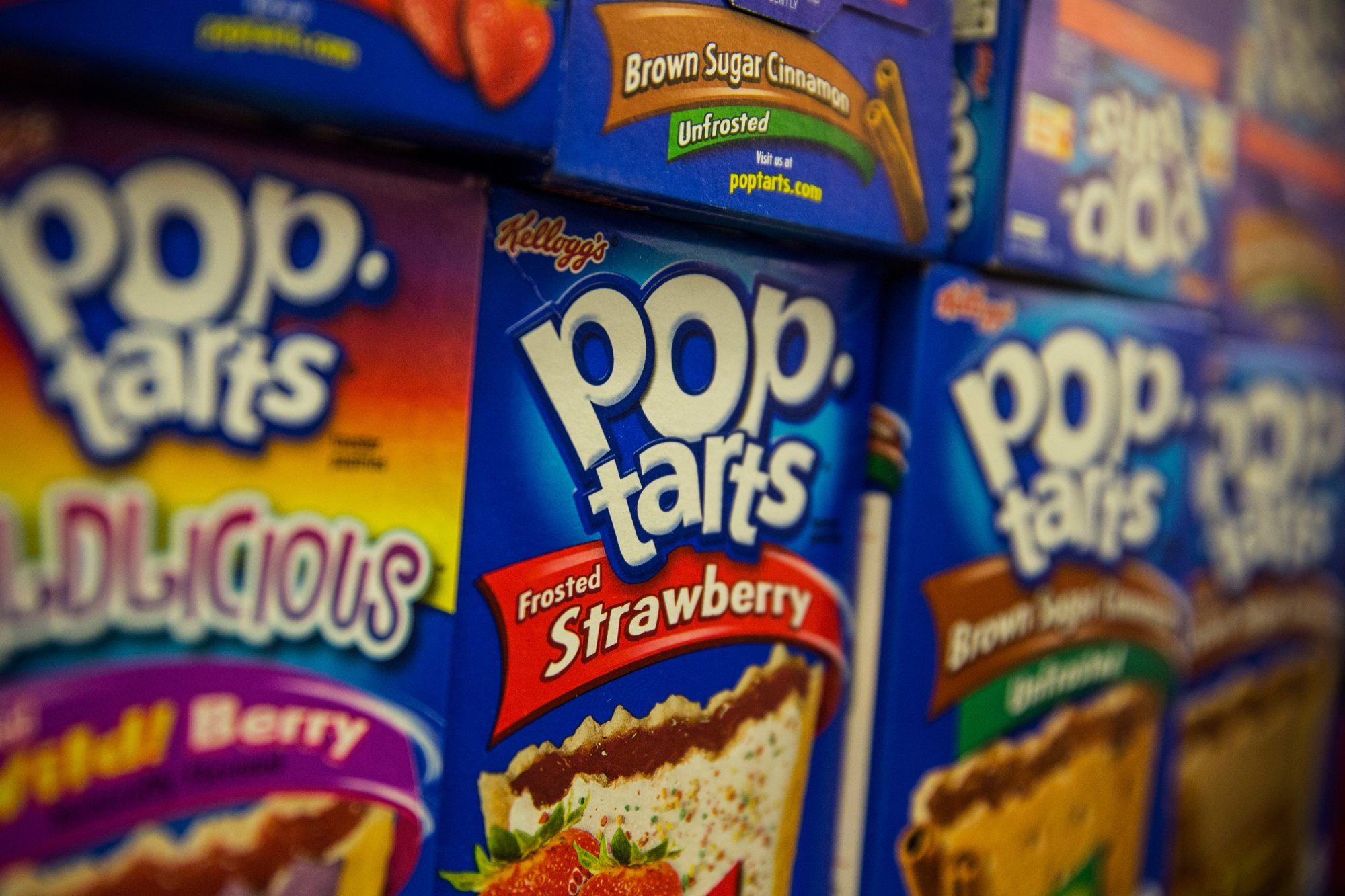 Low-Key in Love with Pop-Tarts? No Worries, So Are We.