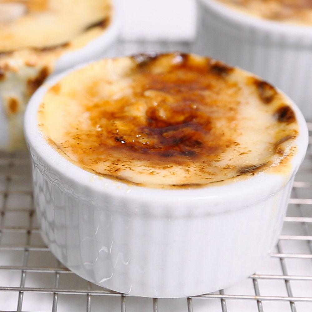 Rice Pudding Brûlée