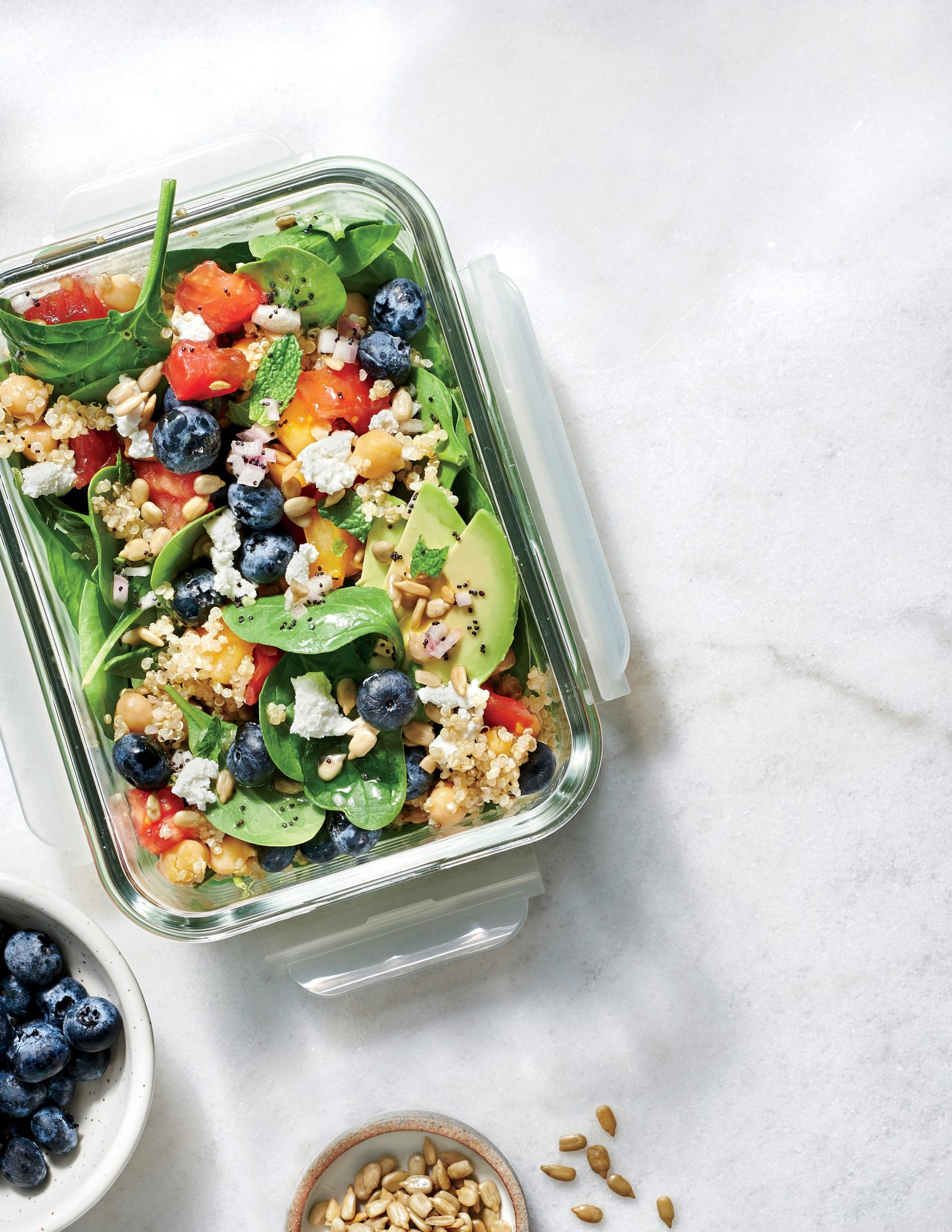 25 Healthy Lunch Recipes for All Day Energy
