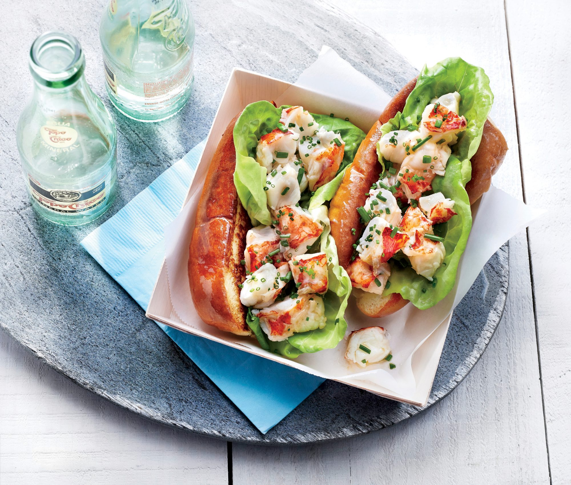 lobster roll recipe no mayo