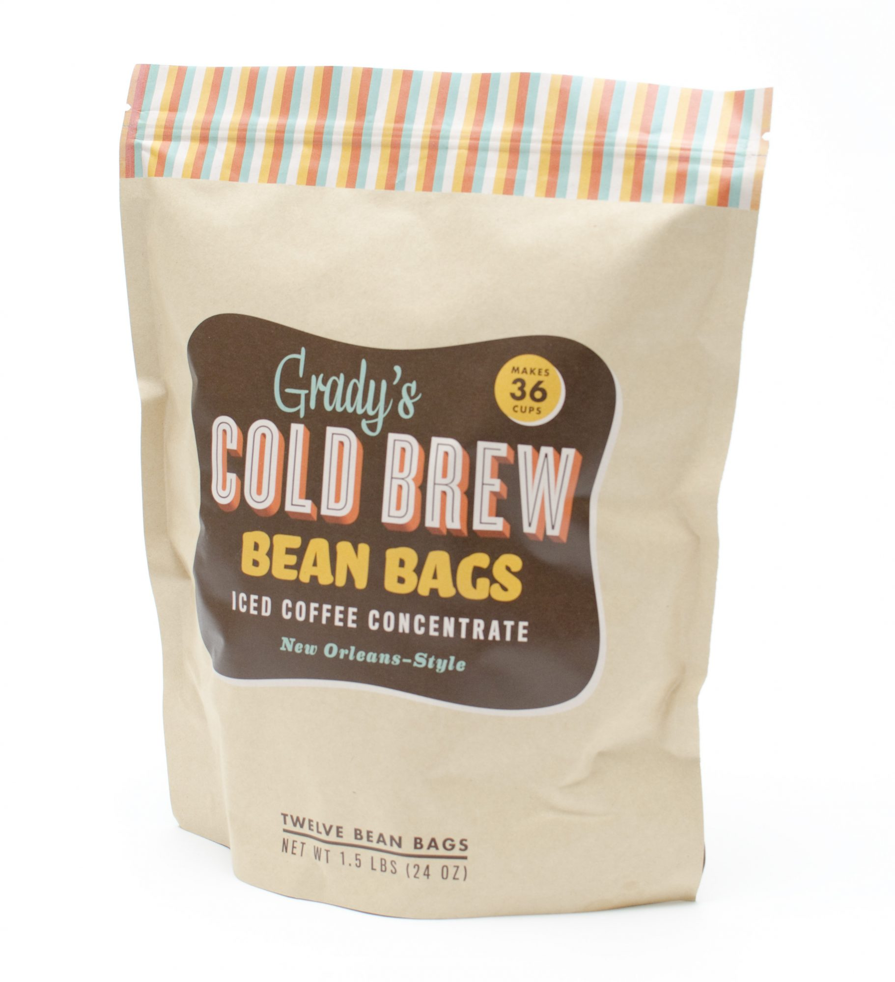 Grady's Cold Brew Coffee
