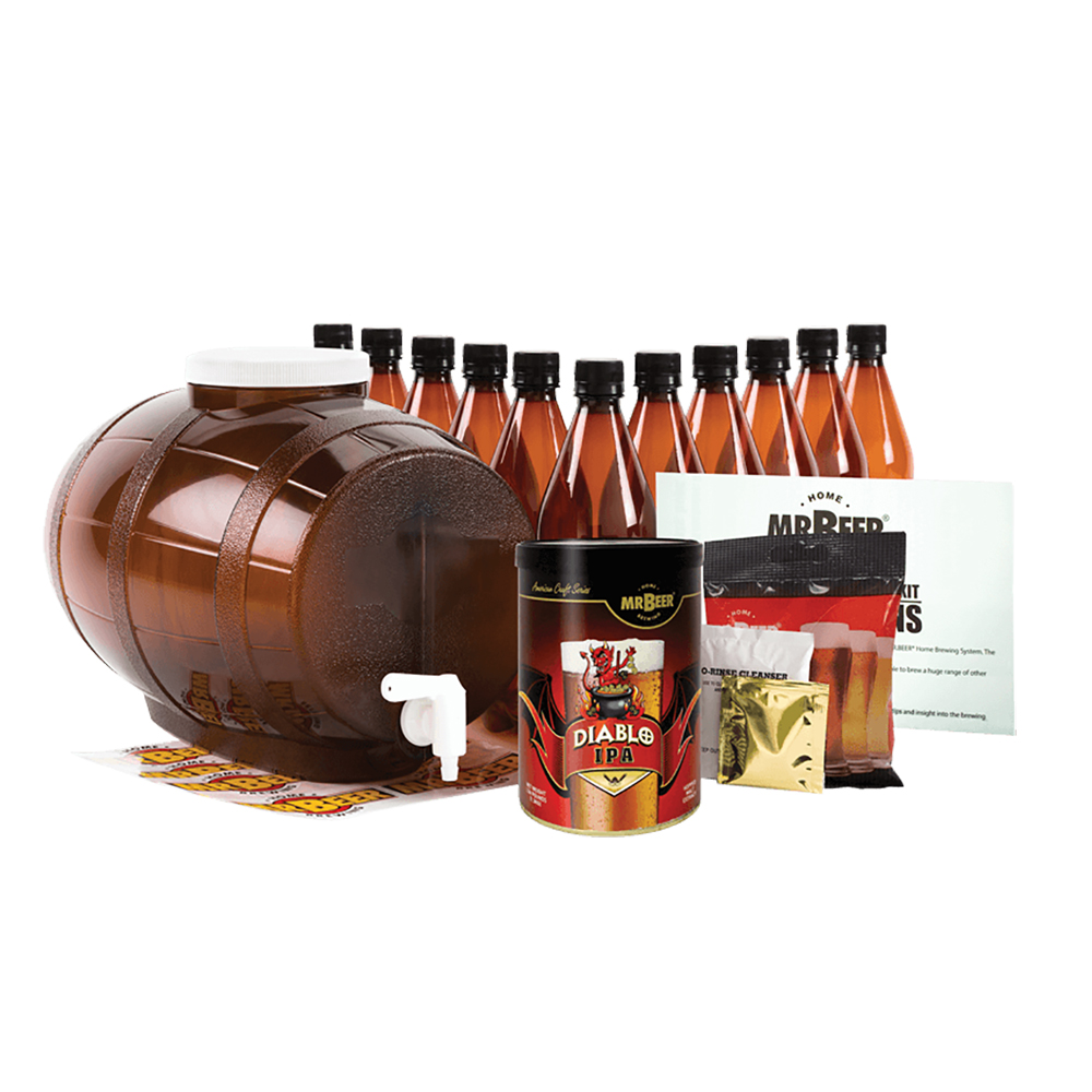 <p>Home Brewing Kit</p>
